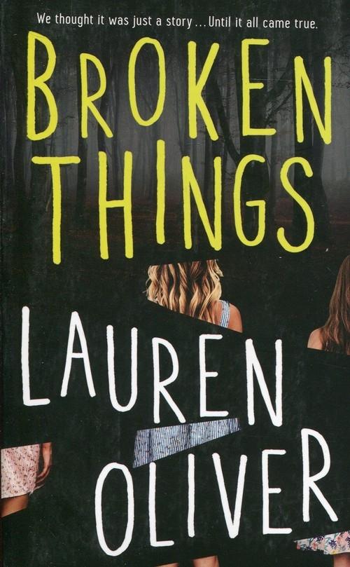 Broken Things Oliver Lauren