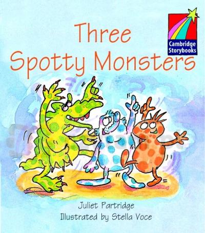 CS 1 Three Spotty Monsters