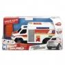 Ambulans biały 30cm