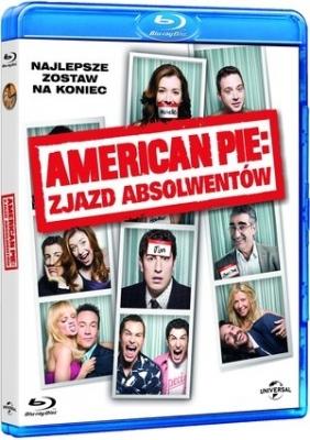 American Pie: Zjazd absolwentów (Blu-ray)