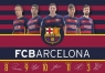 Podkładka na biurko FC Barcelona Barca Fan 4