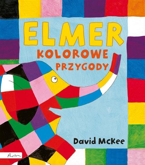 Elmer Kolorowe przygody McKee David