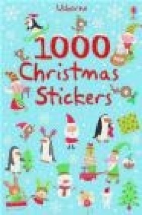1000 Christmas Stickers Fiona Watt