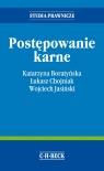 Postępowanie karne Chojniak Łukasz, Boratyńska Katarzyna T., Jasiński Wojciech