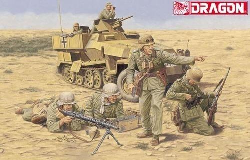 DRAGON Afrika Korps Panzergrenadier