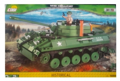 Cobi: Mała Armia. M18 Hellcat - 2389