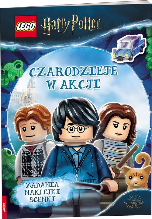 Lego Harry Potter Czarodzieje w akcji
