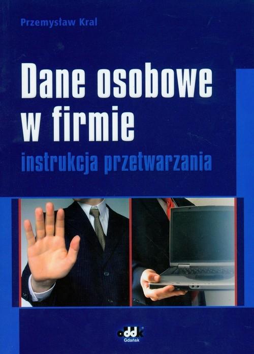 Dane osobowe w firmie Kral Przemysław