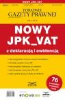 Nowy JPK_VAT z deklaracją i ewidencją Podatki 6/2020