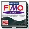 Masa Fimo Soft - czarny