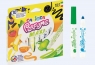 Pisaki zapachowe PERFUME MAXI 10 kol. (42989) (Uszkodzone opakowanie)