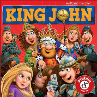 King John. Gra