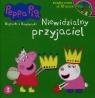 Świnka Peppa Bajeczki z książeczki 3 Niewidzialny przyjaciel + DVD