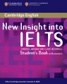 New Insight into IELTS Student's Book with Answers Jakeman Vanessa, McDowell Clare