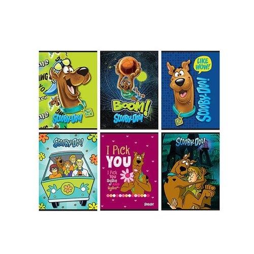 Zeszyt Scooby-Doo A5 Kratka 5mm /10szt
