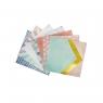 Zestaw papierów dekoracyjnych - pastelowe