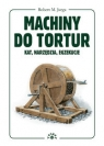 Machiny do tortur kat, narzędzia, egzekucje Jurga Robert