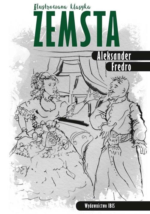 Zemsta Ilustrowana klasyka Fredro Aleksander