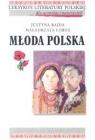 Młoda polska Leksykon literatury Polskiej dla uczniów i nauczycieli Bajda Justyna, Łoboz Małgorzata