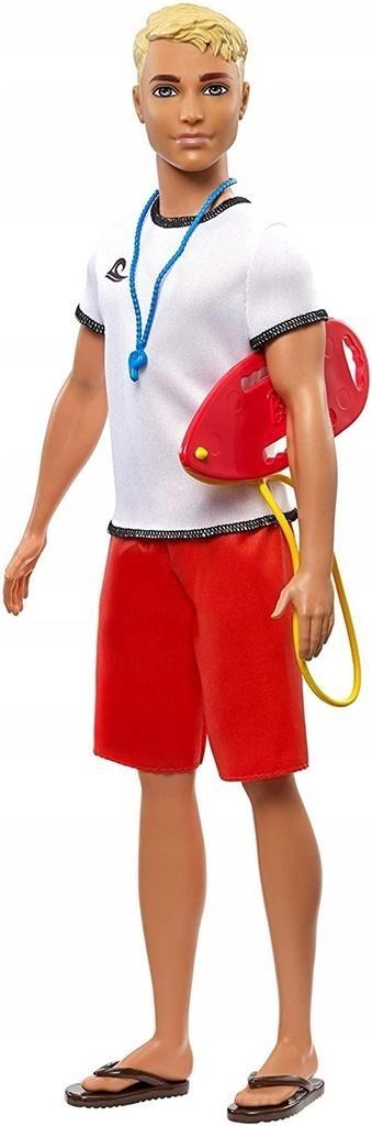 Barbie Kariera: Lalka Ken - ratownik