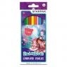 Kredki ołówkowe Enchantimals 12 kolorów