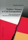 Polska i Niemcy w Unii Europejskiej Pola konfliktów i płaszczyzny Koszel Bogdan