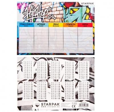 Plan lekcji Graffiti (25szt)