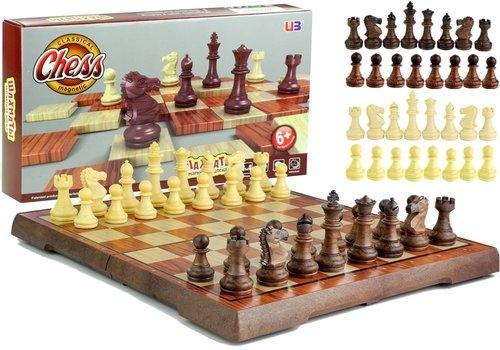Zestaw do gry w szachy magnetyczne składane