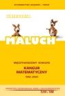 Matematyka z wesołym kangurem Maluch 2020