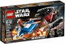 LEGO Star Wars: A-Wing kontra TIE Silencer (75196) Wiek: 6+