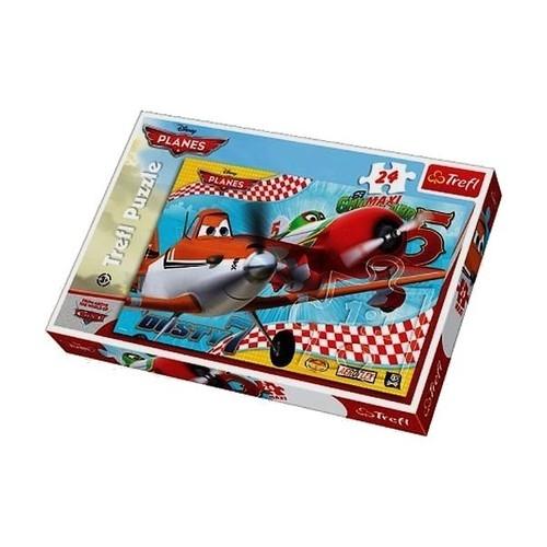 Puzzle 24 Maxi Planes Podniebni przyjaciele (14190)