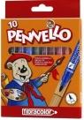 Mazaki Pennello10 kol. pędzelki FIBRACOLOR