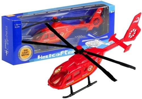 Helikopter ratunkowy Rescue Ratownik mix kolorów