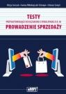 Testy przygotowujące do egzaminu z kwalifikacji A.18 Prowadzenie sprzedaży