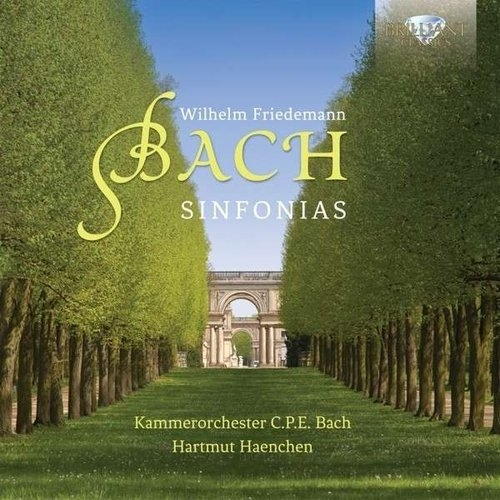 W. F. Bach: Sinfonias