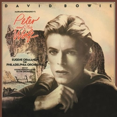 Peter And The Wolf David Bowie
