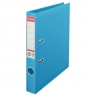 Segregator Esselte No.1 A4/5cm - niebieski jasny (811411)