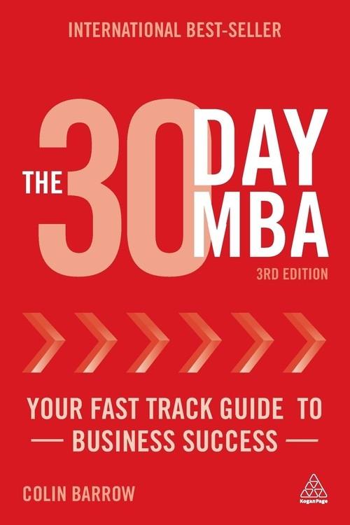 The 30 Day MBA Colin Barrow