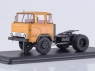 KAZ-608 Kolhida Tractor Truck (dark yellow) (SSM1290)