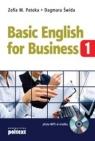 Basic English for Business 1-książka z płytą CD