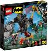Klocki Super Heroes Mech Batmana kontra mech Trującego Bluszcza (76117)<br />od