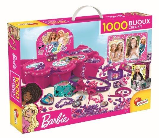 Zestaw Biżuteria Barbie 1000 elementów (304-76901)