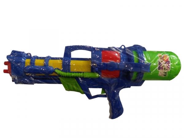 Pistolet na wodę - niebieski (FD016044)