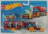 Hot Wheels: Ciężarówka Car-Nival Steamer (BDW51/FKW89) Wiek: 3+