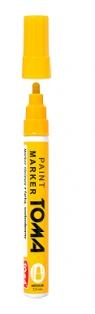 Marker olejny 2.5 mm - żółty TO-44002