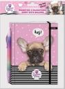 Pamiętnik z długopisem The Sweet Pets - Pies