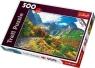 Puzzle Jesienne Tatry 500 elementów (37190)
