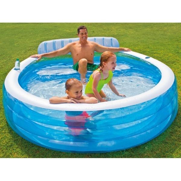 Dmuchany basen rodzinny