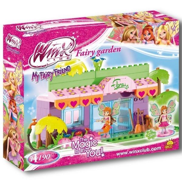 COBI Winx Flora Garden S hop 190 kl