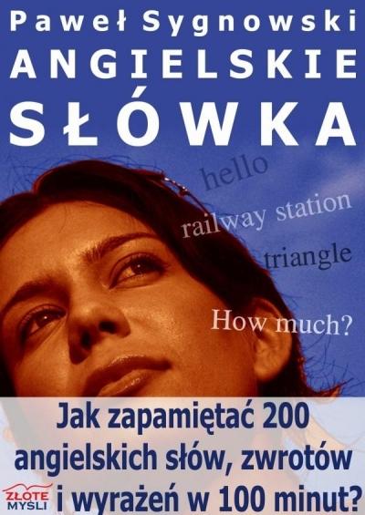 Angielskie słówka - Paweł Sygnowski - książka